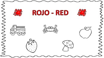 ROJO=RED